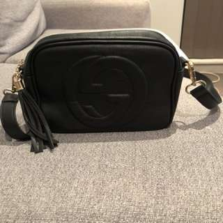 Black side/sling Bag
