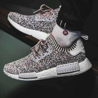 Adidas NMD R1 Colour Static