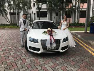 New yr Wedding Car promotion