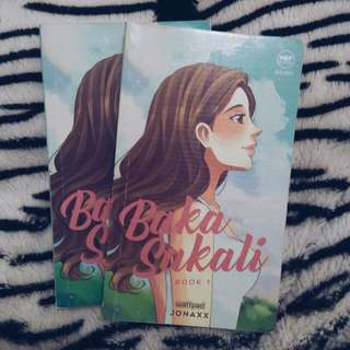 SIGNED Baka Sakali Trilogy by jonaxx