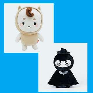 Goblin Official Doll Bundle (Blackhug and Boglegel)