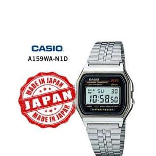 Casio made in japan