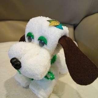 Towel Dog ( Angel)