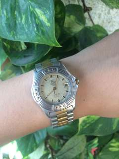 Authentic Tag Heuer Tristar