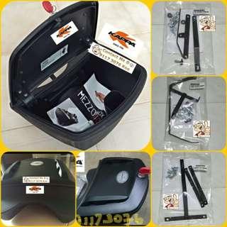 1702**--Kappa Front Box K10N With Key Lock...Yamaha Sniper, Yamaha jupiter, Spark, Yamaha 125Z, Yamaha Sniper 150, Honda Wave Etc.