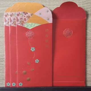 4 ps Red Packets