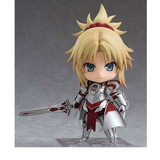 "Fate/Apocrypha: Saber of ""Red"" Nendoroid"