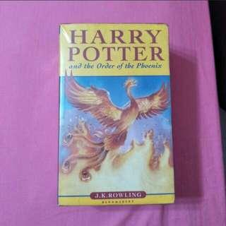 Harry Potter storybook