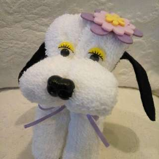 Towel Dog (Sweetheart)