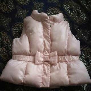 Baby GAP bow vest