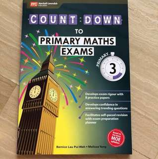 Math assessment book pri 3