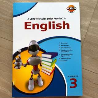Popular English assessment pri 3