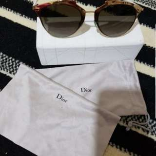 Mark down price dior reflect sunglasess