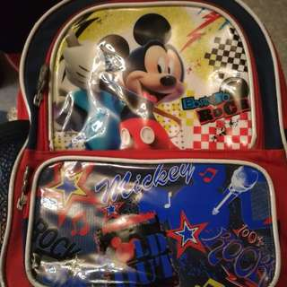 Mickey mouse original back pack small