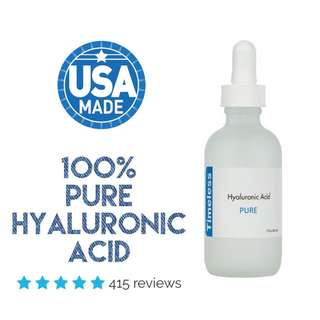 TIMELESS 100% PURE HYALURONIC ACID SERUM 30mL