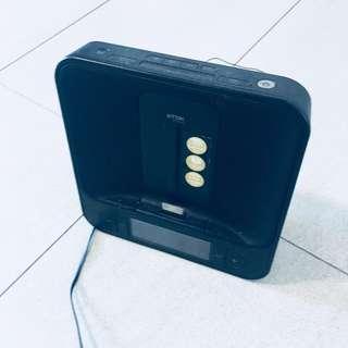 iPhone radio dock