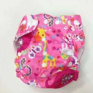 🍍1 pc CLOTH DIAPER 0 to 24 months