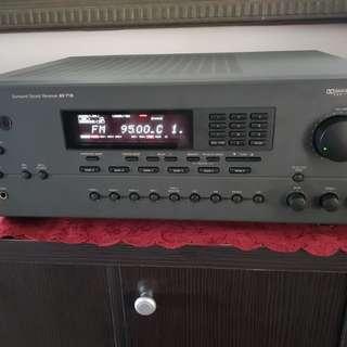 Nad amplifier