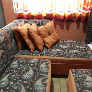 L -Shaped Sofa Set