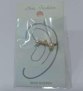 耳環(夾耳骨)