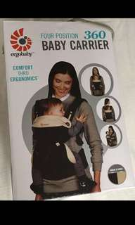 Ergobaby 360 Carrier- new
