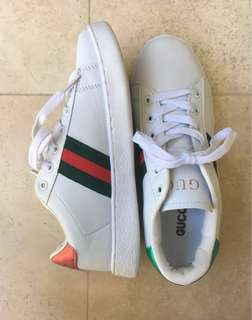 Replica Gucci Ace Embroidered Sneaker