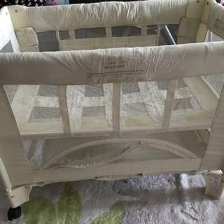Co Sleeper arms Reach baby cot