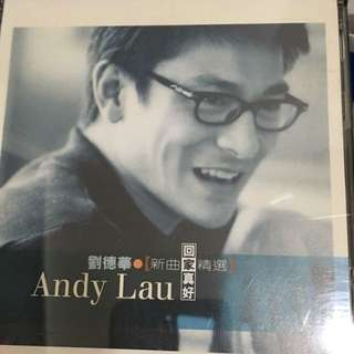 Andy Lau 2 cds