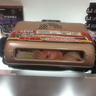 🚚 象印多功能燒烤器