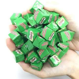 Milo Energy Cubes 💚💪🏻