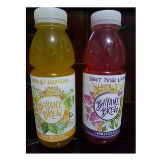 Bayani Brew / Fresh Tea in Lemongrass Pandan 400ml