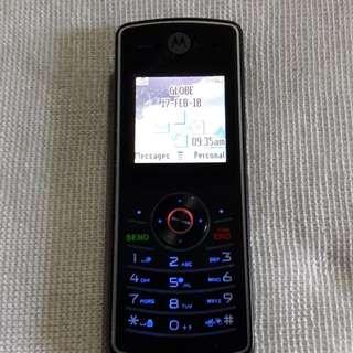Motorola W175g tracfone small phone classic rare phone