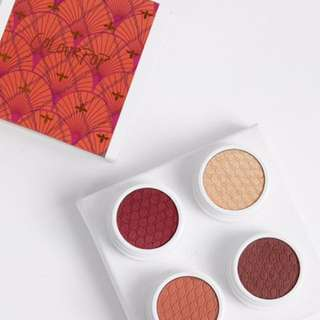 Colourpop Eyeshadow - Zingara Palette