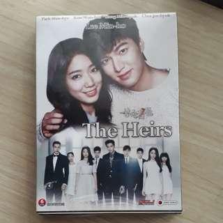 Original DVD The Heirs