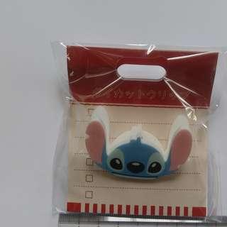 包郵 日本Disney 史迪仔 stitch 夾仔