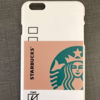 Starbucks phone case ⚪️