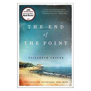 BN Sealed The End of The Point by Elizabeth Graver