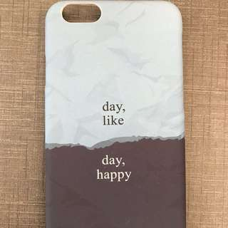 Day phone case (3 design and choices)