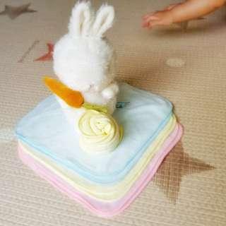 Baby Cloth, Bamboo Washcloths, Burp Cloth, Face Bath Towel