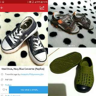 Authentic Native, Pitter Pat, Converse High Quality Replica
