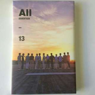 AL1 SEVENTEEN - (Version 3 All)