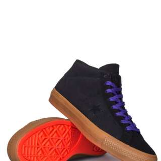 Converse CONS One Star Pro Leather Mid Shoe