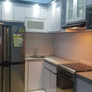 Kitchen Set Minimalis Referensi 35419 - Rumah Aksen ID