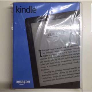 (Free eBooks) New Sealed Kindle 8 Black Colour
