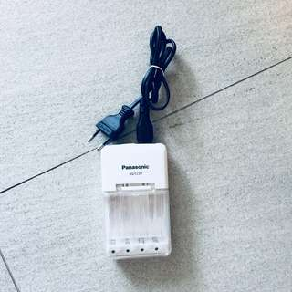 Panasonic AA Battery Charger