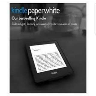 [Free eBooks] Sealed Amazon Refurbished Kindle Paperwhite Black