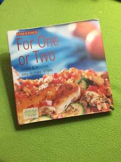 For One or Two | Simple & Delicious Easy-to-Make Recipes by Bernadette Hurst