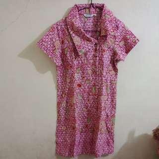 New dress batik by mint