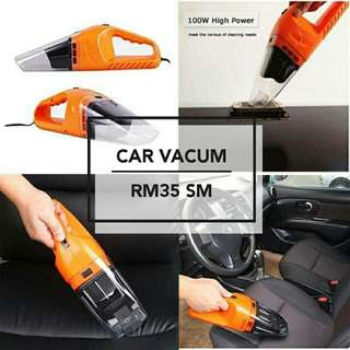 Car Vacuum Cleaner Promo