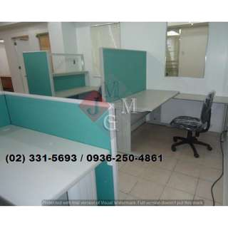 Office Partition ( Workstation-Furniture ) Cabinet.Cubicles